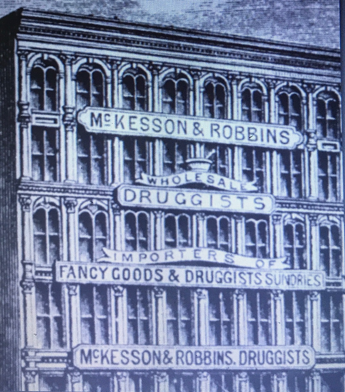 mckesson robbins case Mckesson accounting scandals: 1937 and 1999 on this simple procedure applied in the mckesson & robbins case.