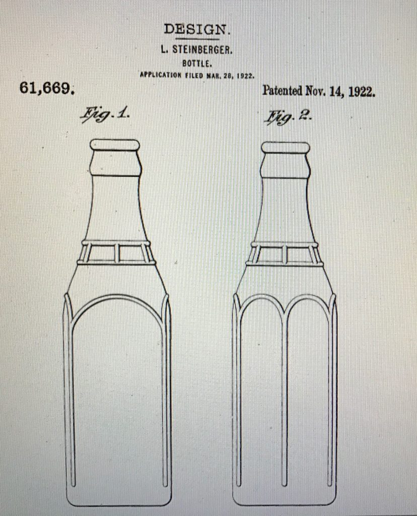 steinberger-patent