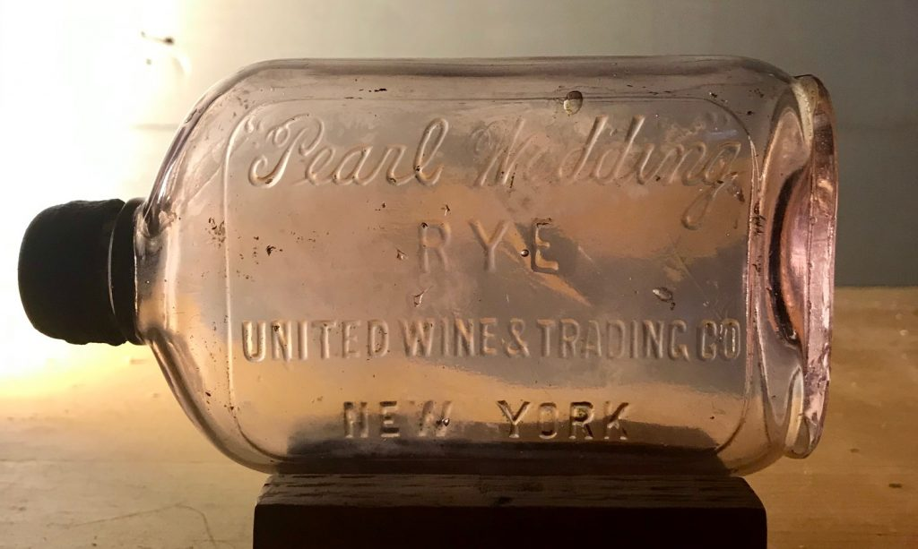 United Wine & Trading Company – Pearl Wedding Rye – Bay Bottles